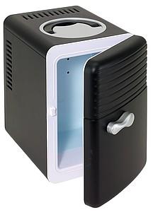 Mini lednička, možnost zapojení do běžné i auto zásuvky