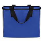 Chladící taška s dvěma kapsami, královská modrá