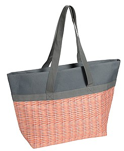 Chladící taška s designem košíku