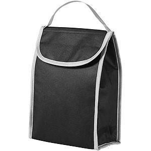 Chladící taška z netkané textilie, černá