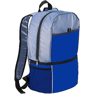 RAHIM Chladící batoh, šedý/královsky modrý