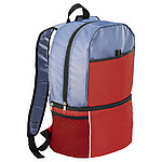 RAHIM Chladící batoh, šedý/červený