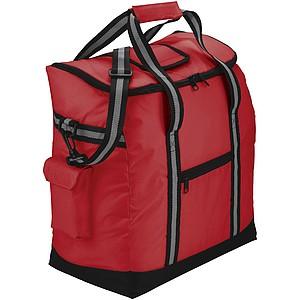 Velká chladící taška, červená