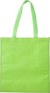 PEXATA Netkaná chladící taška, zelená