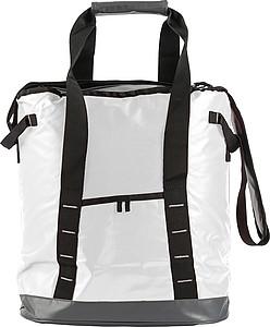 Chladící taška z PVC, bílá