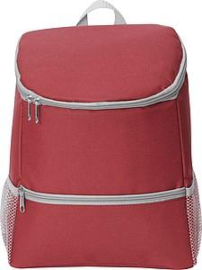 Chladící batoh, červený