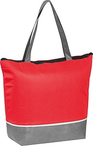 DUNKA Chladící taška z netkané textilie, červená