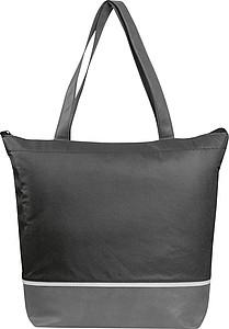 DUNKA Chladící taška z netkané textilie, šedá