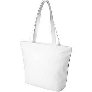 SYBELA Plážová taška přes rameno, bílá
