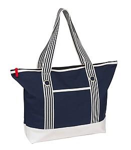 Plážová taška, námořnický design