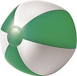 BALON Nafukovací míč průměr 26 cm, zelený