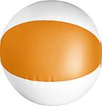 BALON Nafukovací míč průměr 26 cm, oranžový
