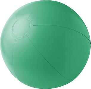 ELENDIL Nafukovací míč, průměr 26 cm, zelený
