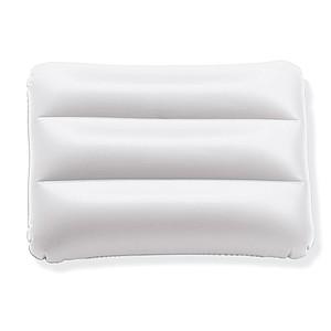 Plážový nafukovací polštář, bílý