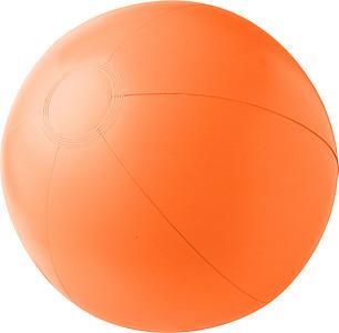 ELENDIL Nafukovací míč, průměr 26cm, oranžový