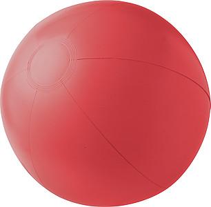 ELENDIL Nafukovací míč, průměr 26 cm, červený