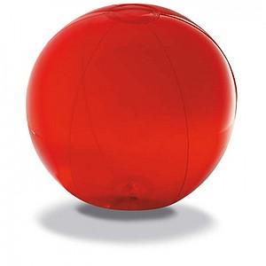Plážový míč, červená