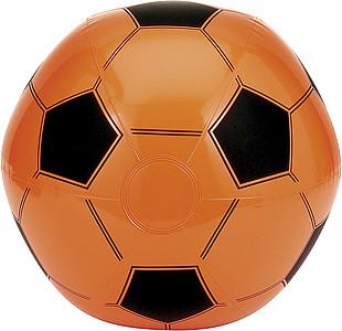 MARACANA Nafukovací balon, oranžovo-černý