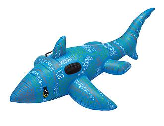 Nafukovací žralok, modrý