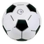 nafukovací míč s potiskem fotbalového míče průměr 30cm