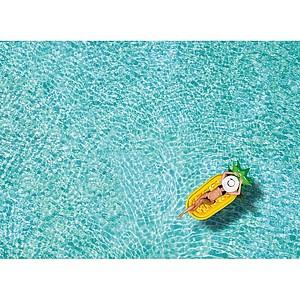 Velká nafukovací matrace ve tvaru ananasu