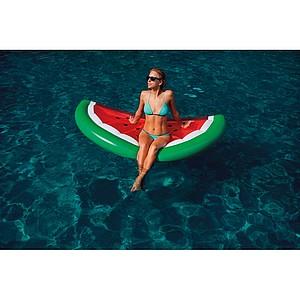 Velká nafukovací matrace ve tvaru vodního melounu