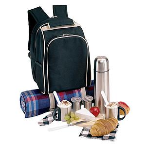 pikniková sada v batohu pro dvě osoby