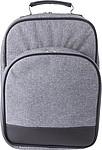 Piknikový chladící batoh, šedý