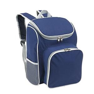 Piknikový batoh, modrý