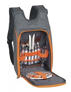 Piknikový batoh pro 2 osoby