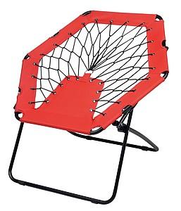 GRIMENT Přenosné křeslo pro venkovní posezení, červená