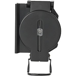 Plastový kompas, černá