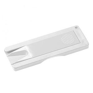 Přívěšek na klíče proti klíšťatům, bílá