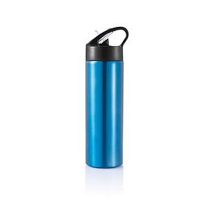 TYROL Láhev na pití, 450ml, modrá