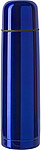 URAL Termoska, 0,5 l, nerez, modrá
