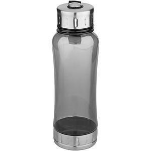 Sportovní láhev na vodu s pogumovanou spodní částí, objem 500 ml
