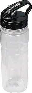 Transparentní láhev na pití, 550ml