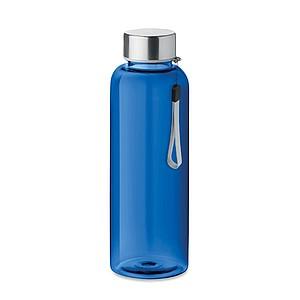 Tritanová lahev 500 ml, transparentní královská modrá