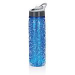 FROST Mrazící láhev s objemem 550ml, modrá