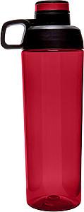 MELURKA Tritanová láhev o objemu 910ml, červená