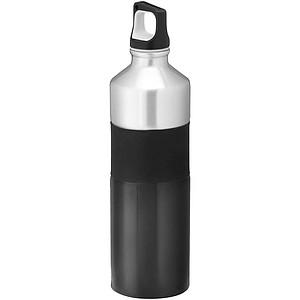 MADU Hliníková láhev na pití, černá