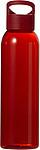 MISURATA Láhev na vodu o objemu 650 ml, červená
