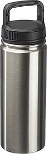Vákuová termoska 550 ml,šedá