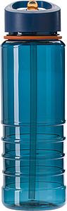 BALORA Tritanová láhev na vodu o objemu 700 ml, modrá