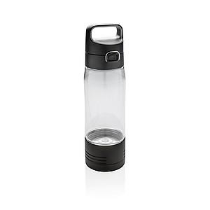 Láhev Hydrate s bezdrátovým nabíjením, průhledné