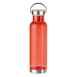 Tritanová láhev, objem 800ml, červená