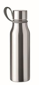 Termoska 450 ml, stříbrná