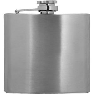 Nerezová likérka, objem 175 ml, stříbrná