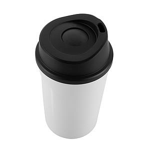 SCHWARZWOLF LIARD termohrnek 360 ml - bílý