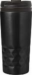 BRILON Cestovní hrnek s víčkem o obsahu 300 ml, černá